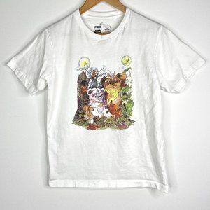 Uniqlo Jun Takahashi Star Wars Ewok T-Shirt